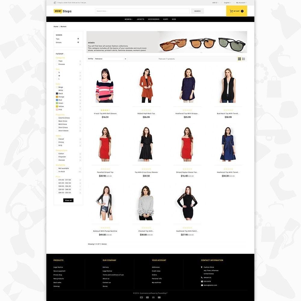 theme - Mode & Schuhe - Wow Step - The Fashion Store - 3