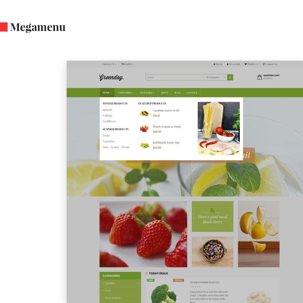 theme - Food & Restaurant - Leo Green - 4