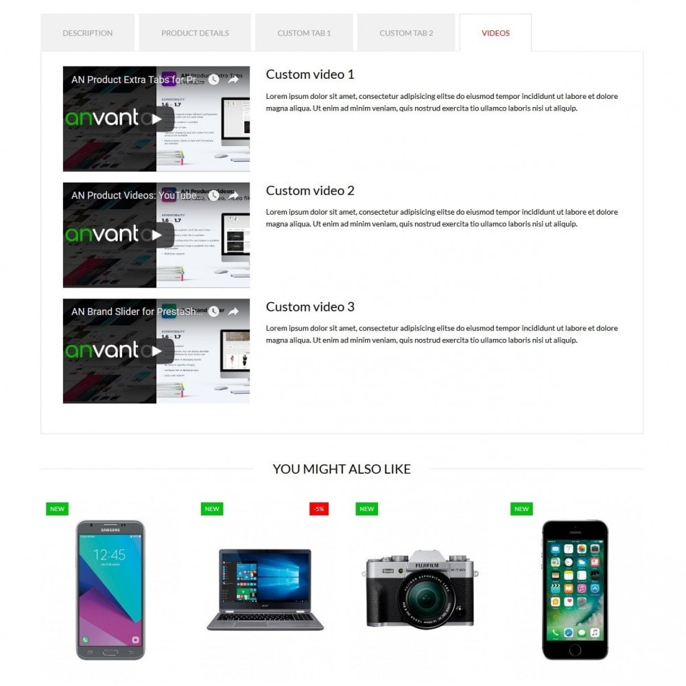 theme - Elektronika & High Tech - Tomtop - High-tech Shop - 9