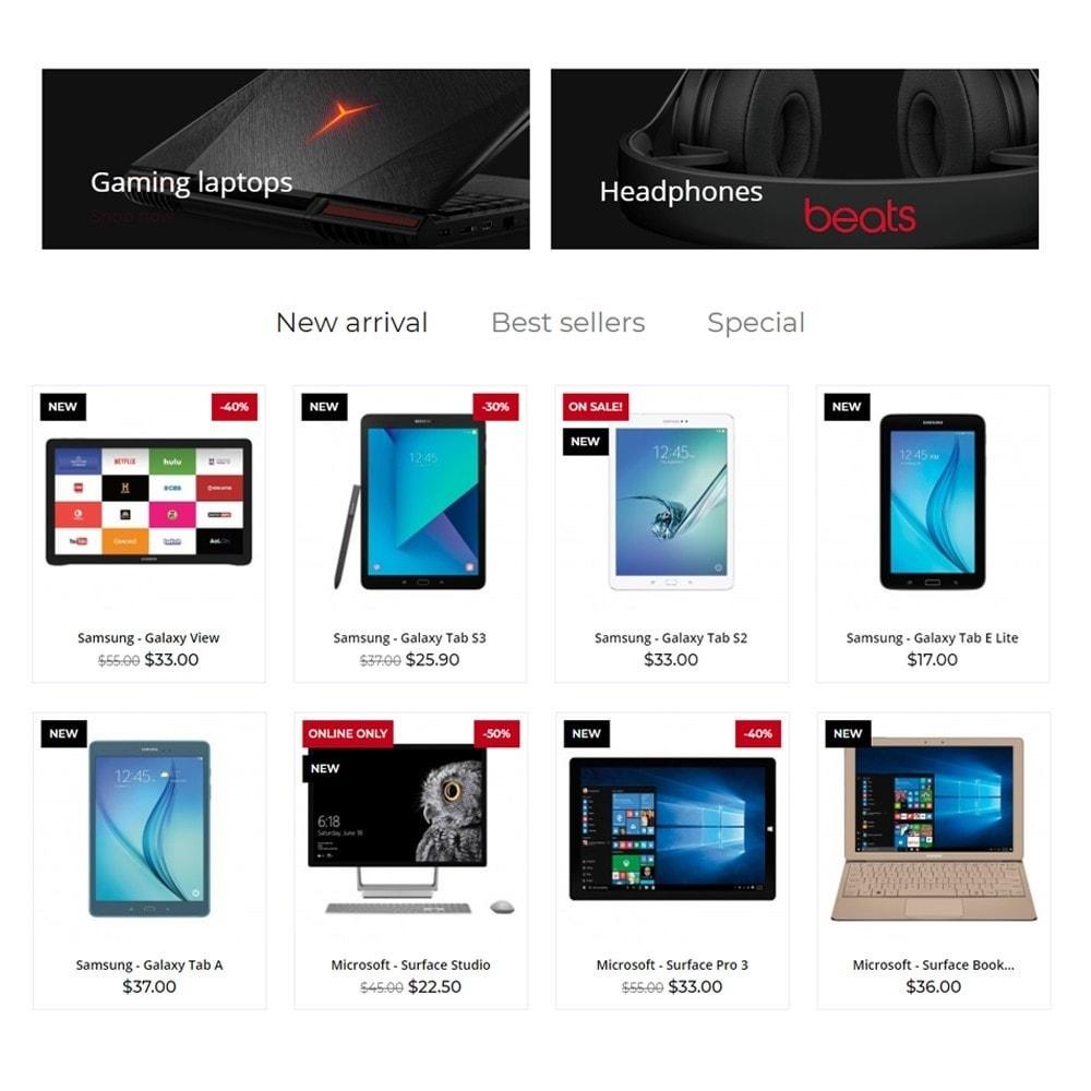 theme - Eletrônicos & High Tech - Techno - High-tech Shop - 3
