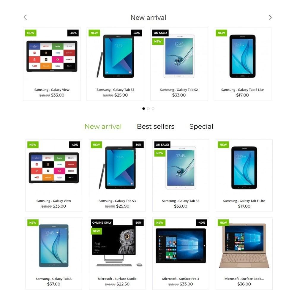 theme - Electrónica e High Tech - E-Plus - 3