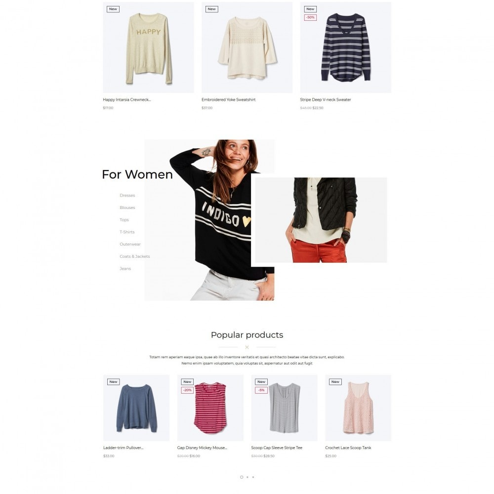 theme - Mode & Schoenen - Resolution Fashion Store - 3