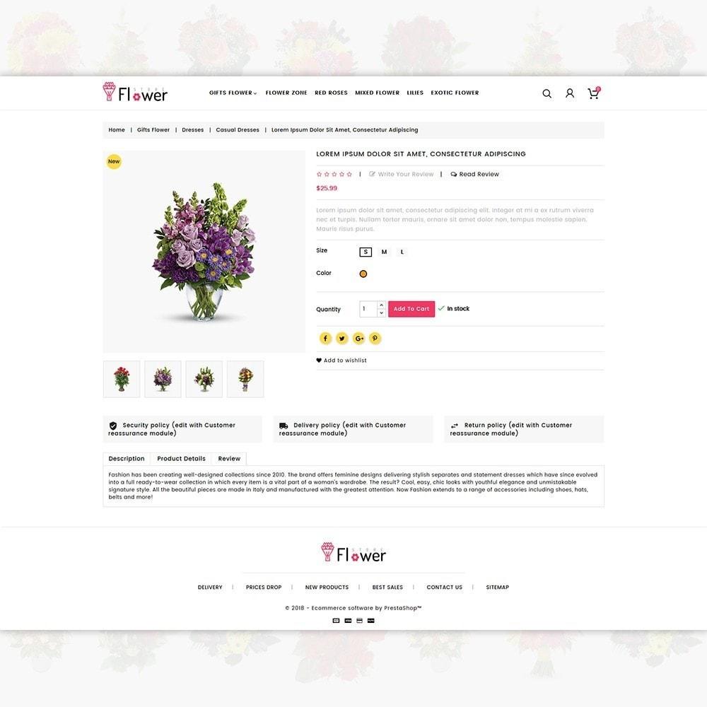 theme - Presentes, Flores & Comemorações - Flower Store - 5