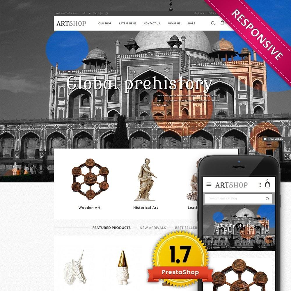 theme - Maison & Jardin - Art Shop - 1