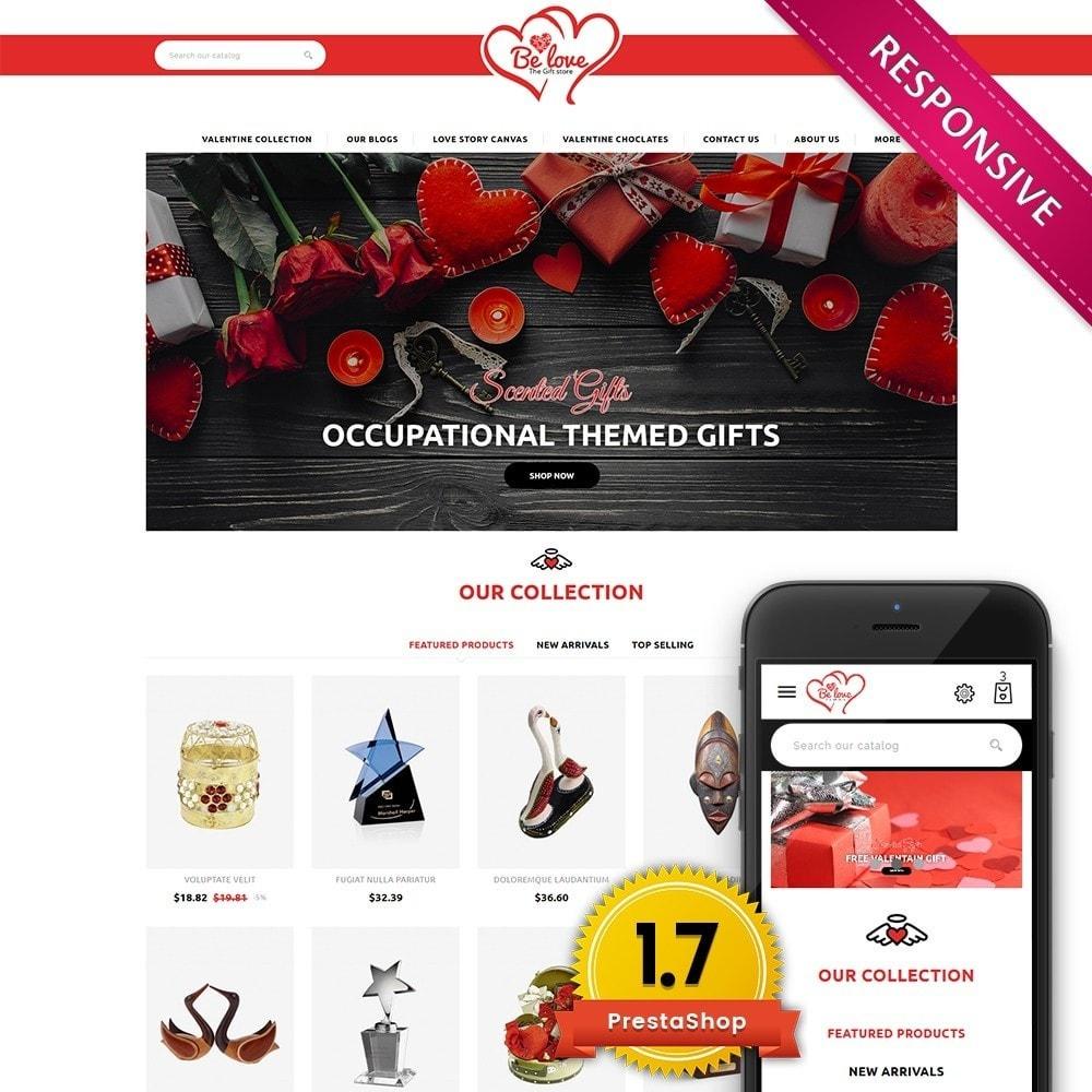 theme - Presentes, Flores & Comemorações - Belove Valentine Gift Shop - 1