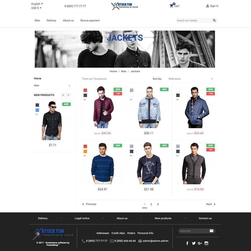 theme - Mode & Schoenen - Stockton store of gadgets and equipment - 5