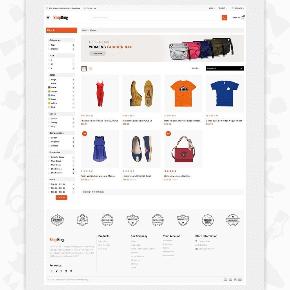 theme - Moda & Obuwie - ShopKing - The Fashion Store - 3
