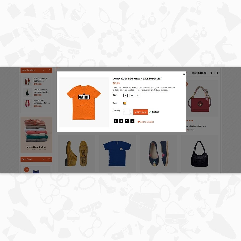 theme - Fashion & Shoes - ShopKing - The Fashion Store - 7