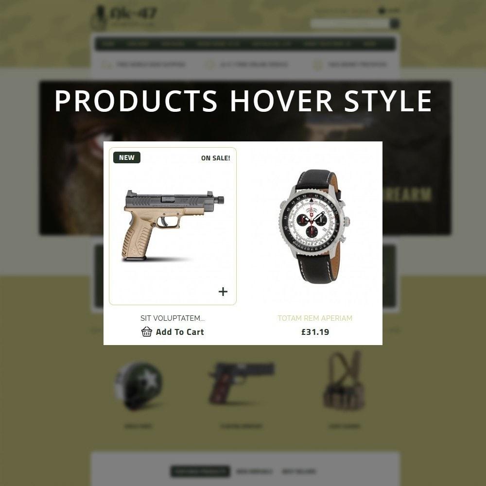 theme - Auto & Moto - AK47 Gun & Tools Store - 8