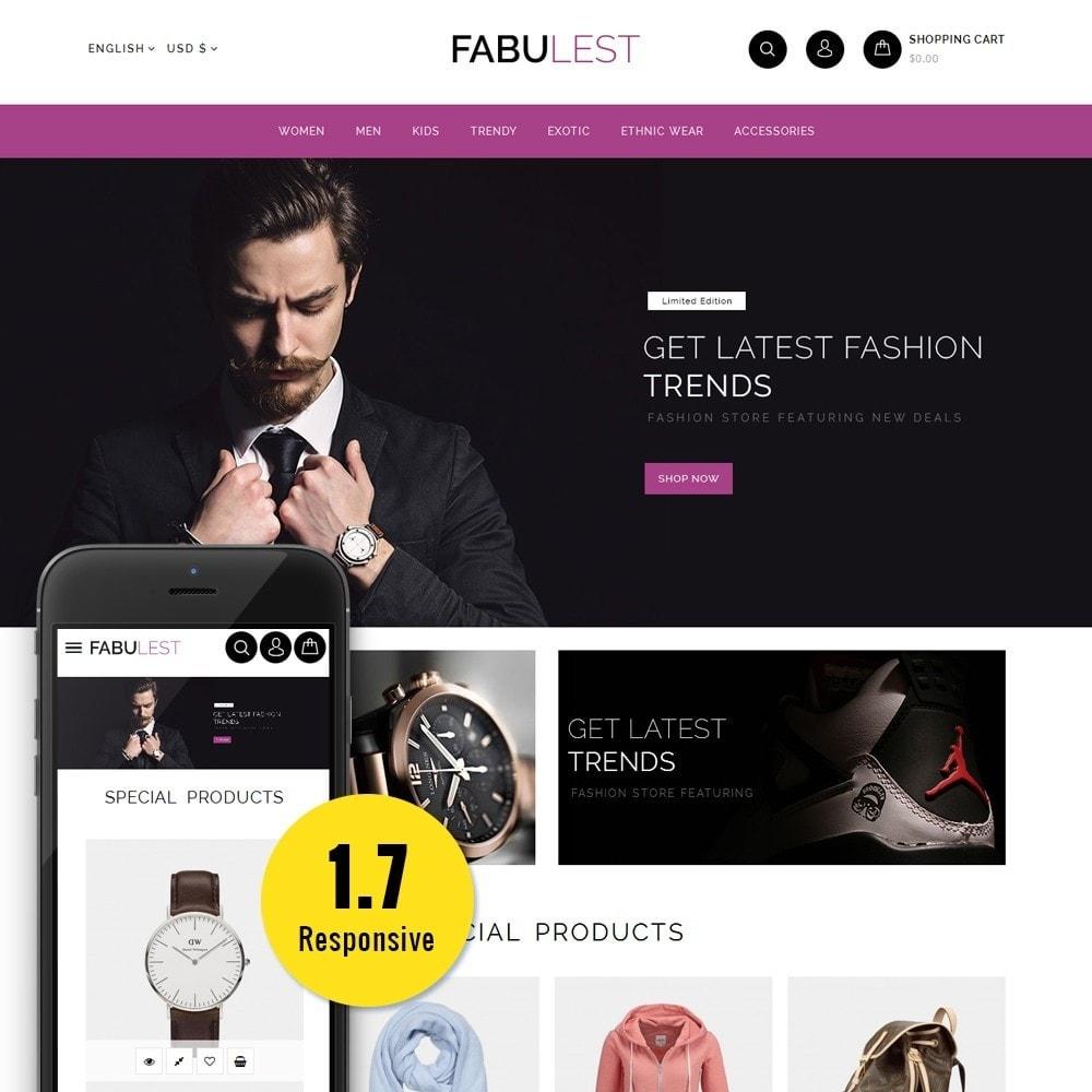 theme - Mode & Schuhe - Fabulest Store - 1