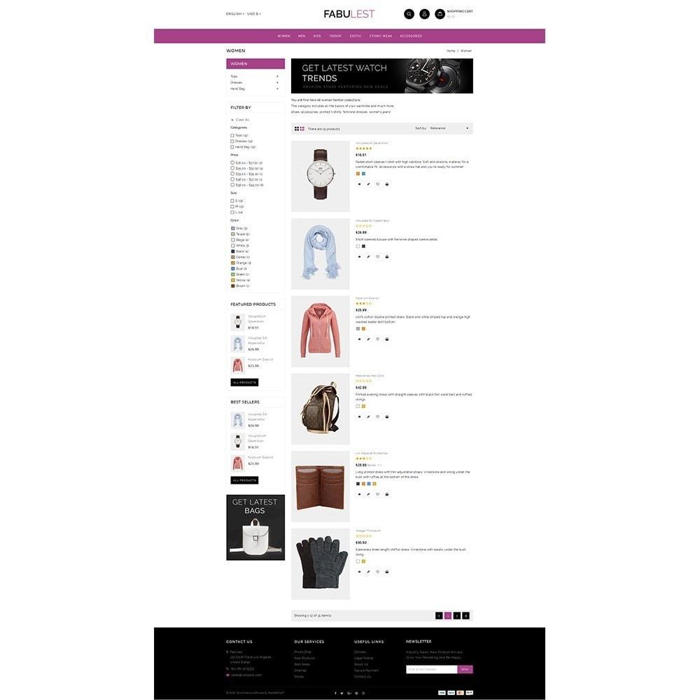theme - Moda y Calzado - Fabulest Store - 4