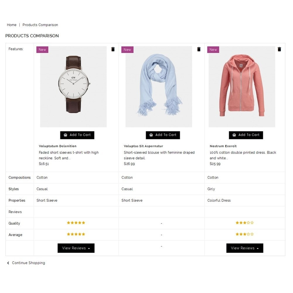 theme - Moda y Calzado - Fabulest Store - 9