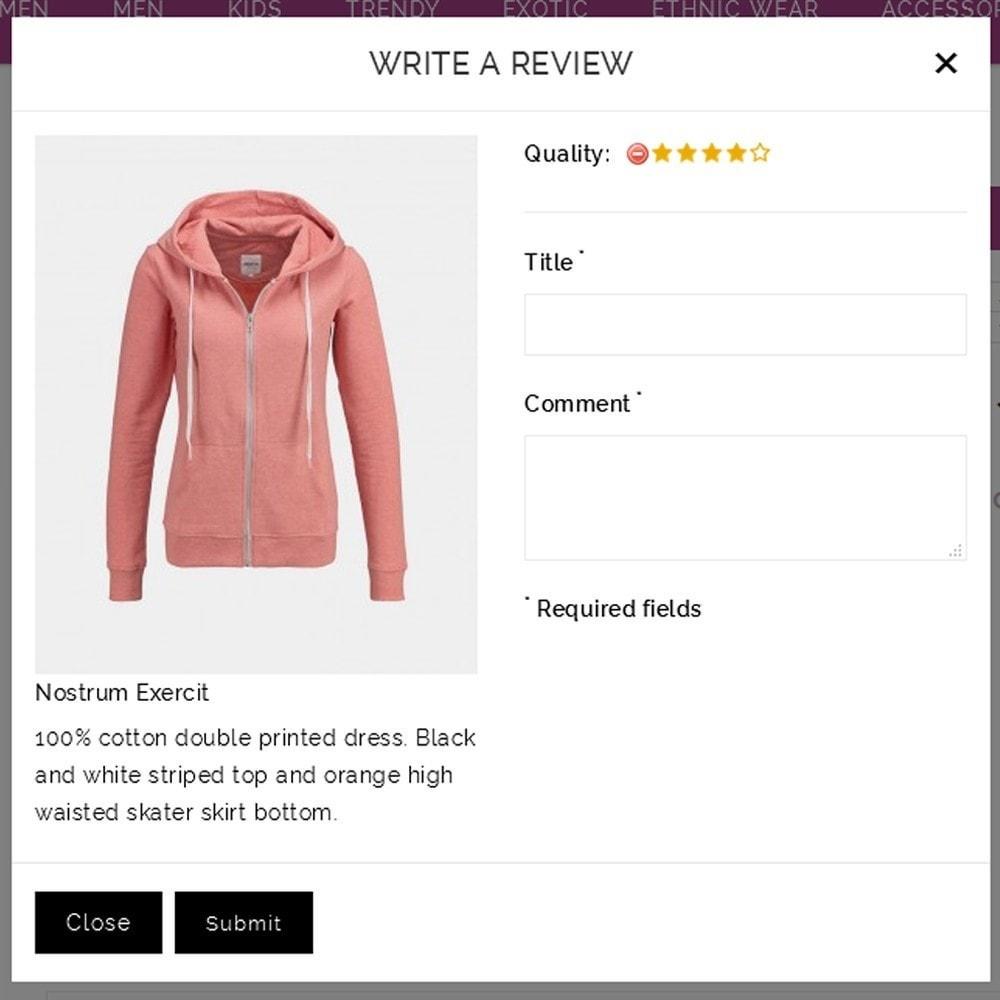 theme - Moda y Calzado - Fabulest Store - 11
