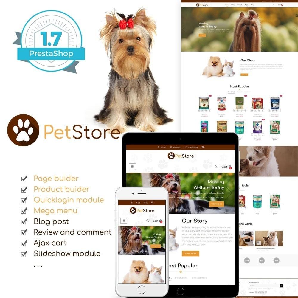 theme - Tier - Pet Store - 1