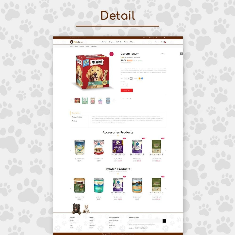 theme - Animals & Pets - Pet Store - 3