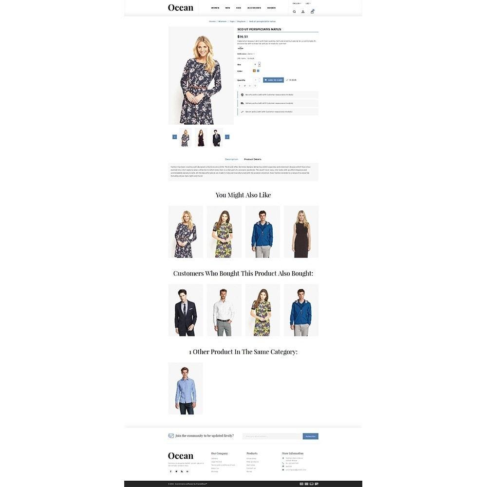 theme - Moda & Obuwie - Ocean Fashion Store - 5