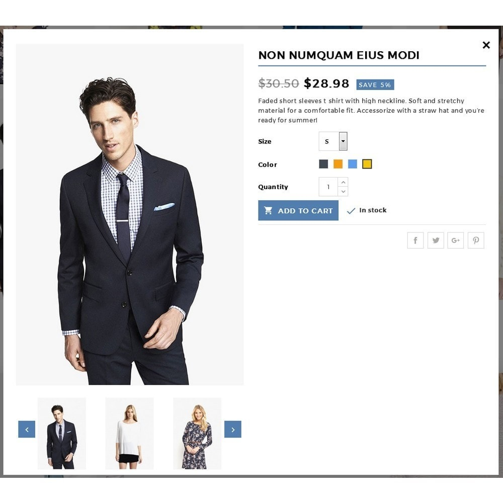 theme - Moda & Obuwie - Ocean Fashion Store - 7