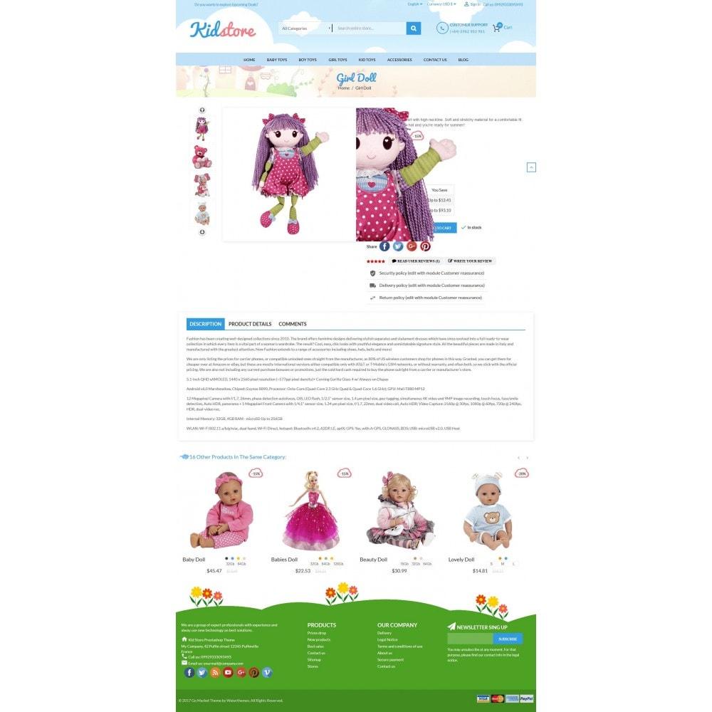 theme - Kinderen & Speelgoed - Baby - Kids & Children Store - 5