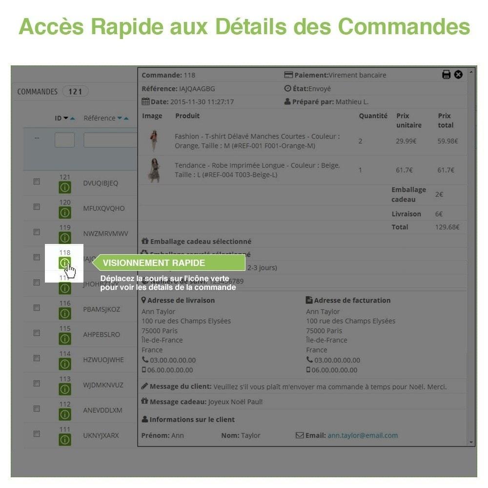 bundle - Edition rapide & Edition de masse - Gain de Temps - Edition Rapide / de Masse - 3 Modules - 3