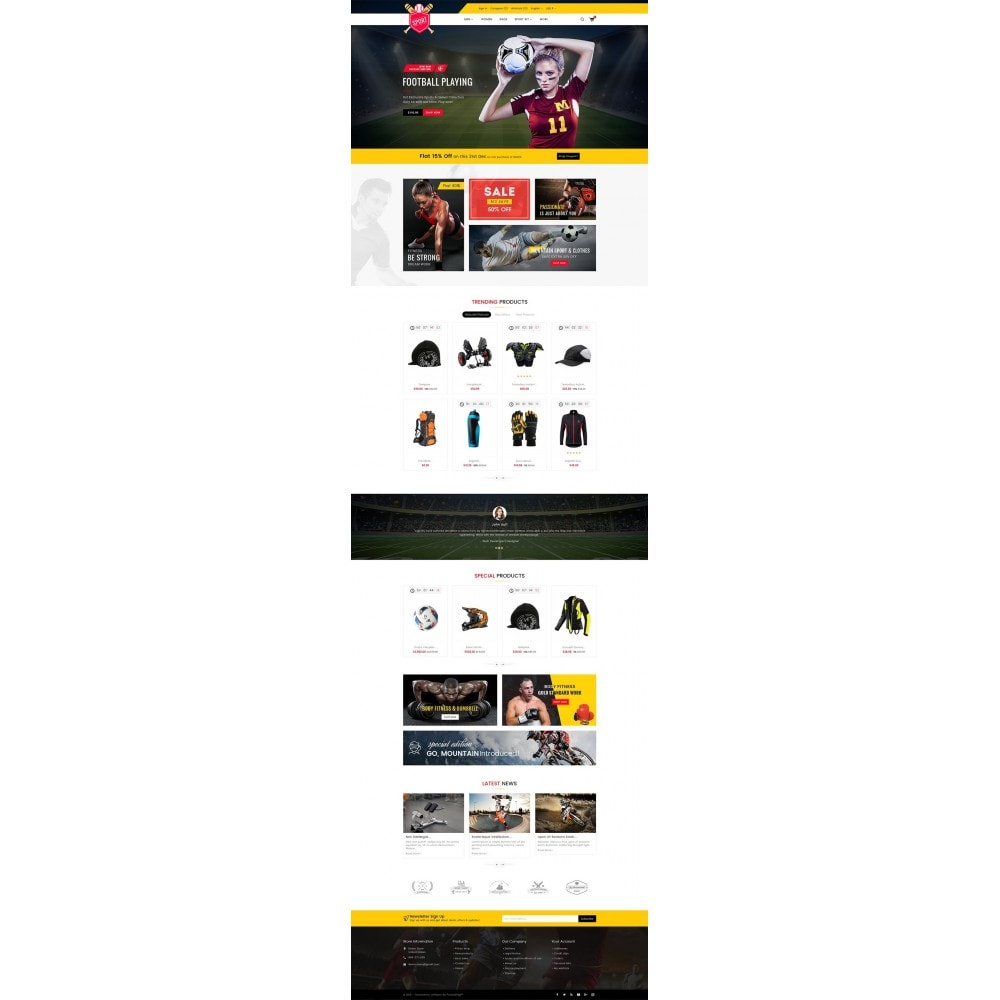 theme - Deportes, Actividades y Viajes - Sports Equipment - 2