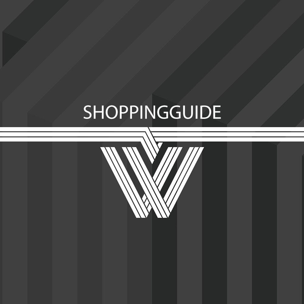 module - Pop-up - Shopping Guide - 1
