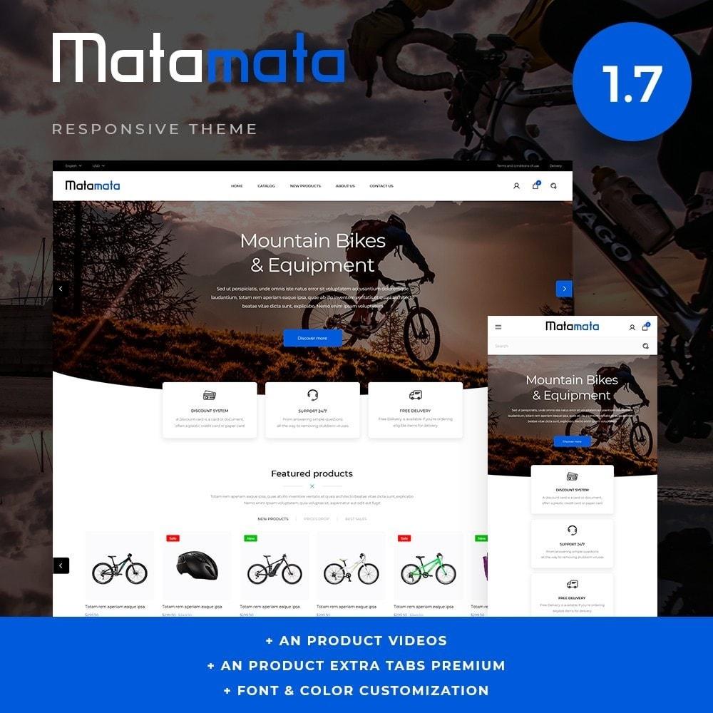 theme - Спорт и Путешествия - Matamata - 1