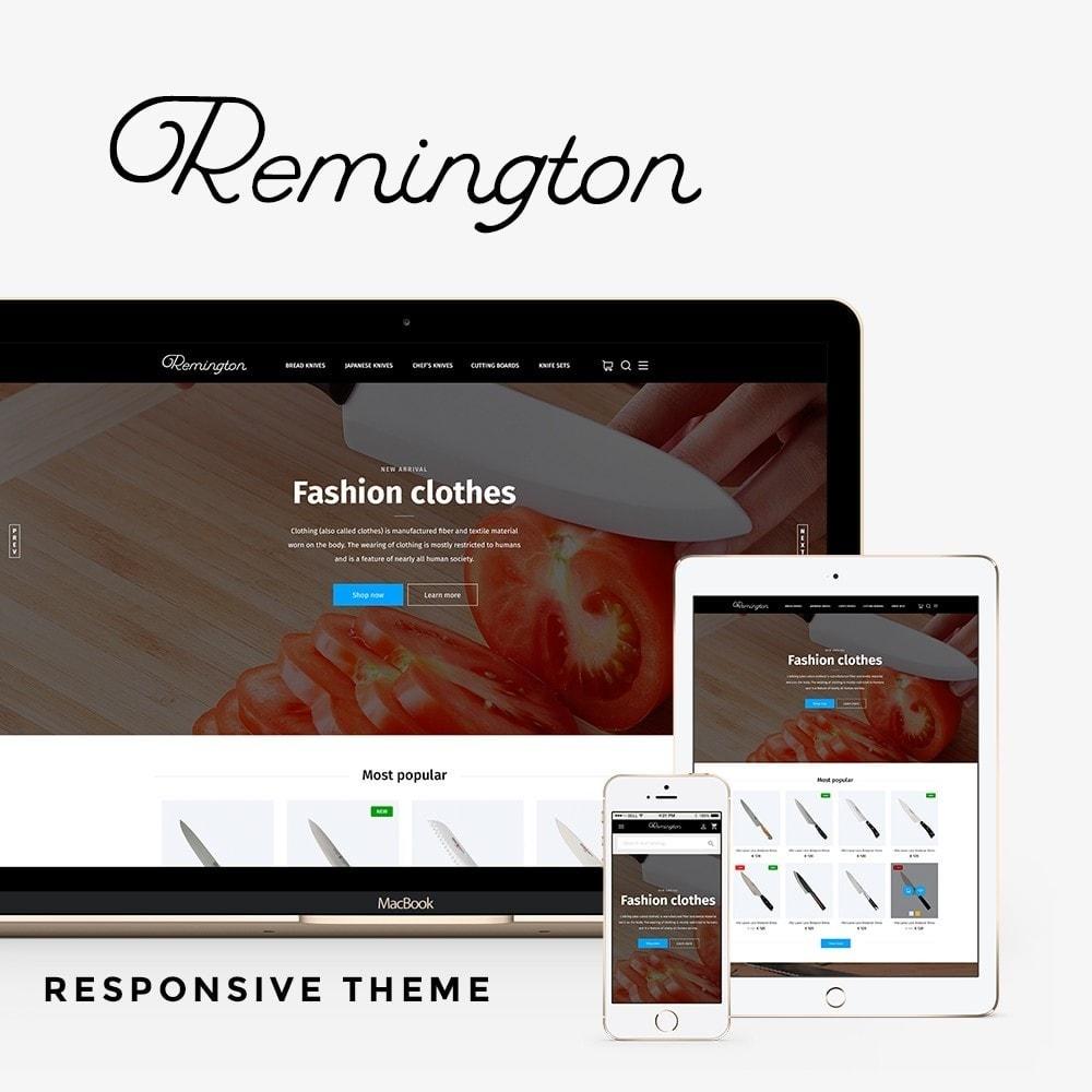 theme - Home & Garden - Remington - 1