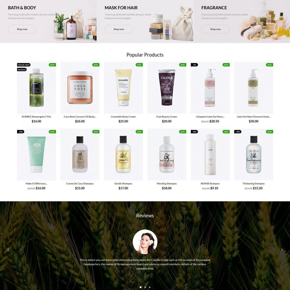 theme - Gesundheit & Schönheit - ColorDrop Cosmetics - 3