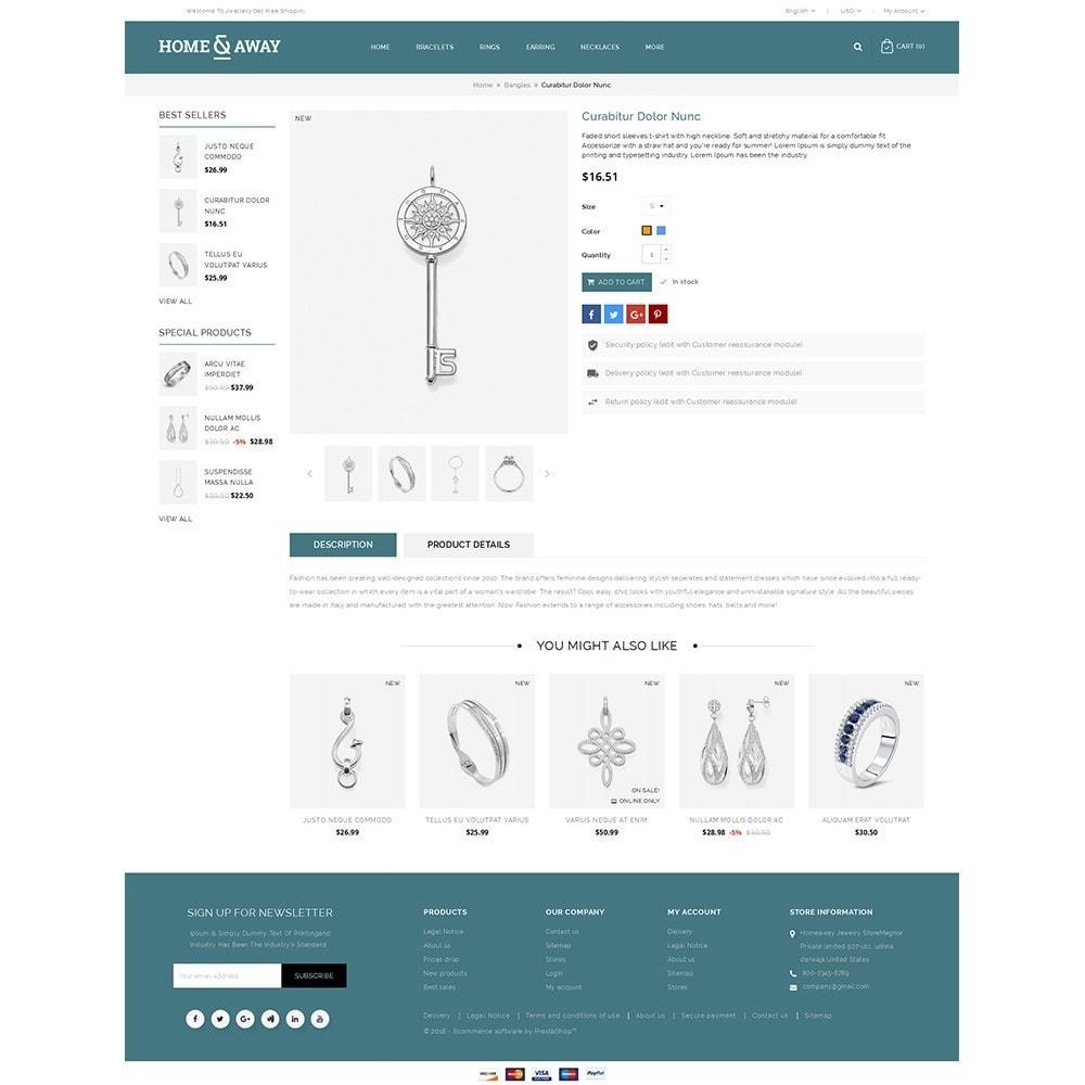 theme - Biżuteria & Akcesoria - Homeaway Jewelry Store - 5