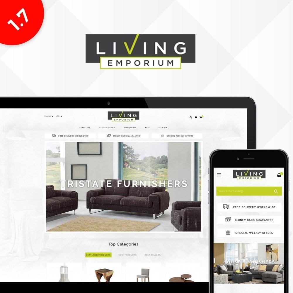 theme - Hogar y Jardín - Living Emporium Store - 1