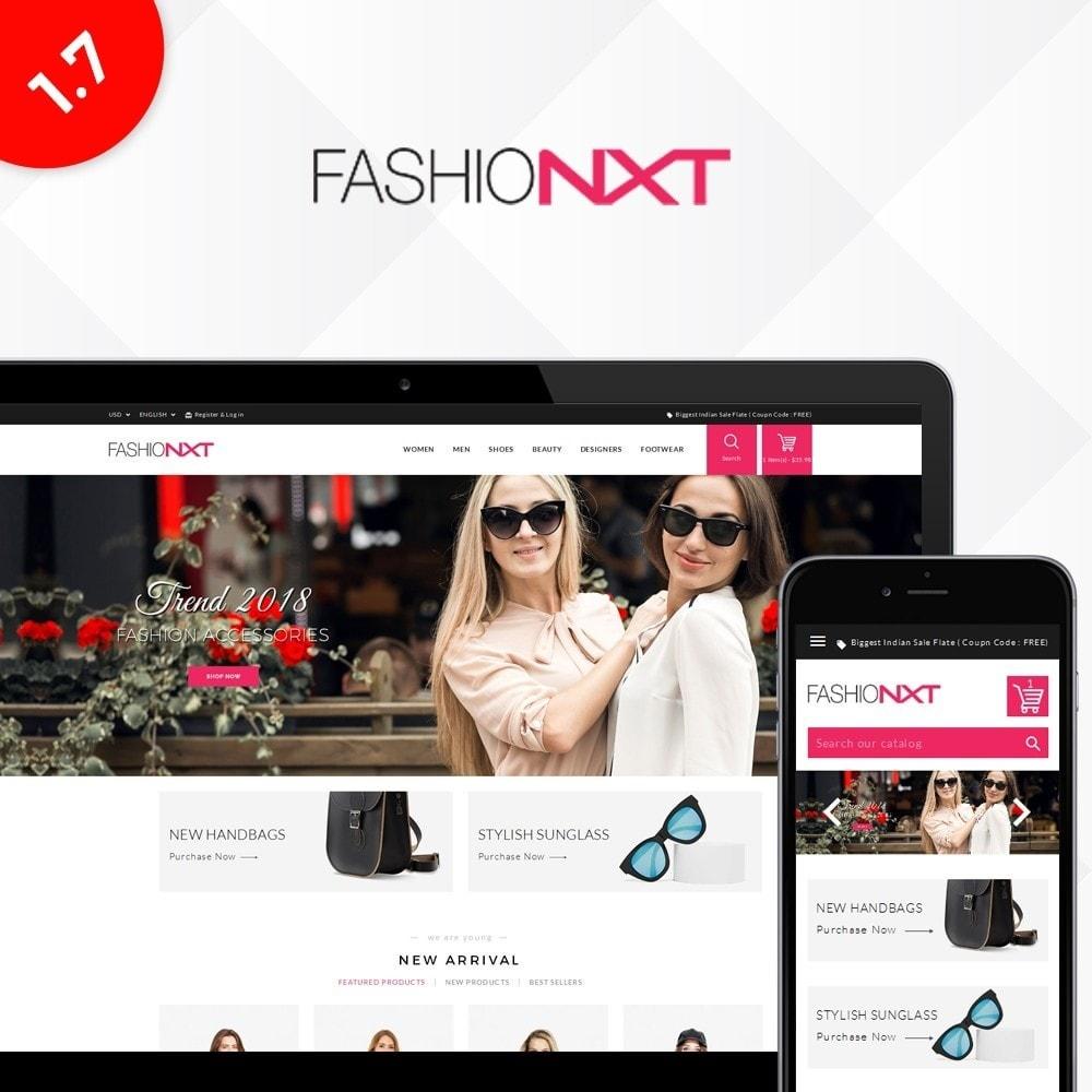 theme - Мода и обувь - Fashionxt Store - 1
