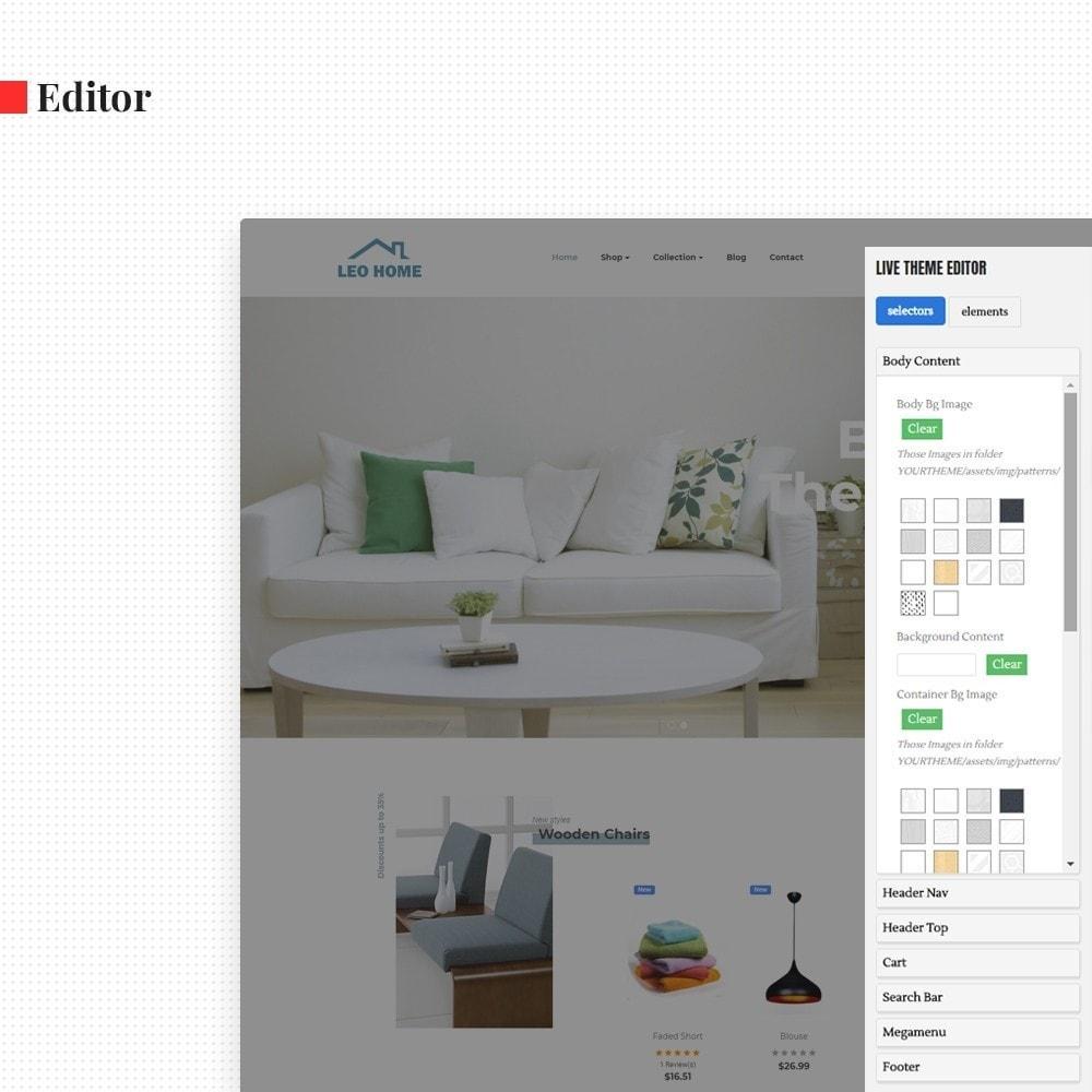 theme - Huis & Buitenleven - Leo Home - 5