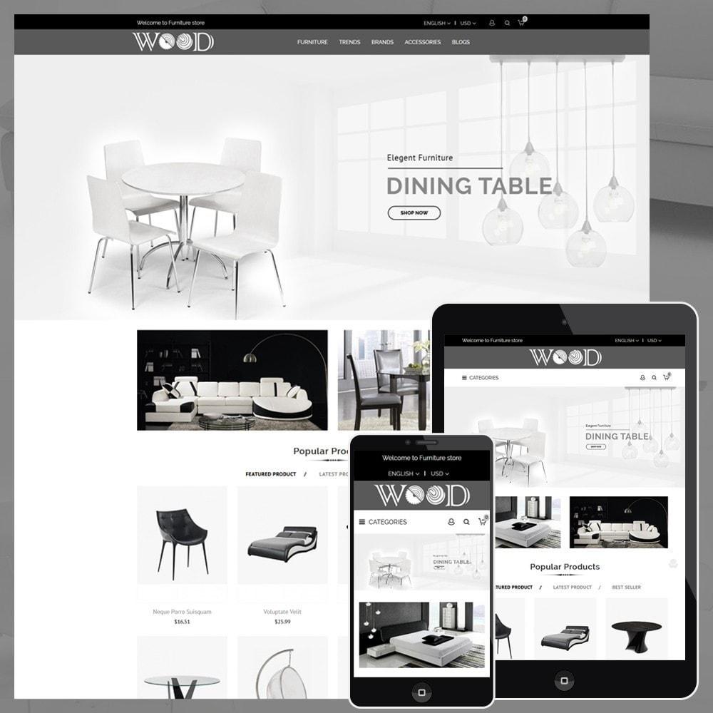theme - Heim & Garten - Furniture Store - 1