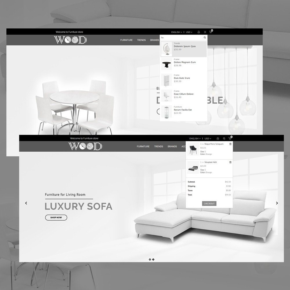 theme - Heim & Garten - Furniture Store - 6
