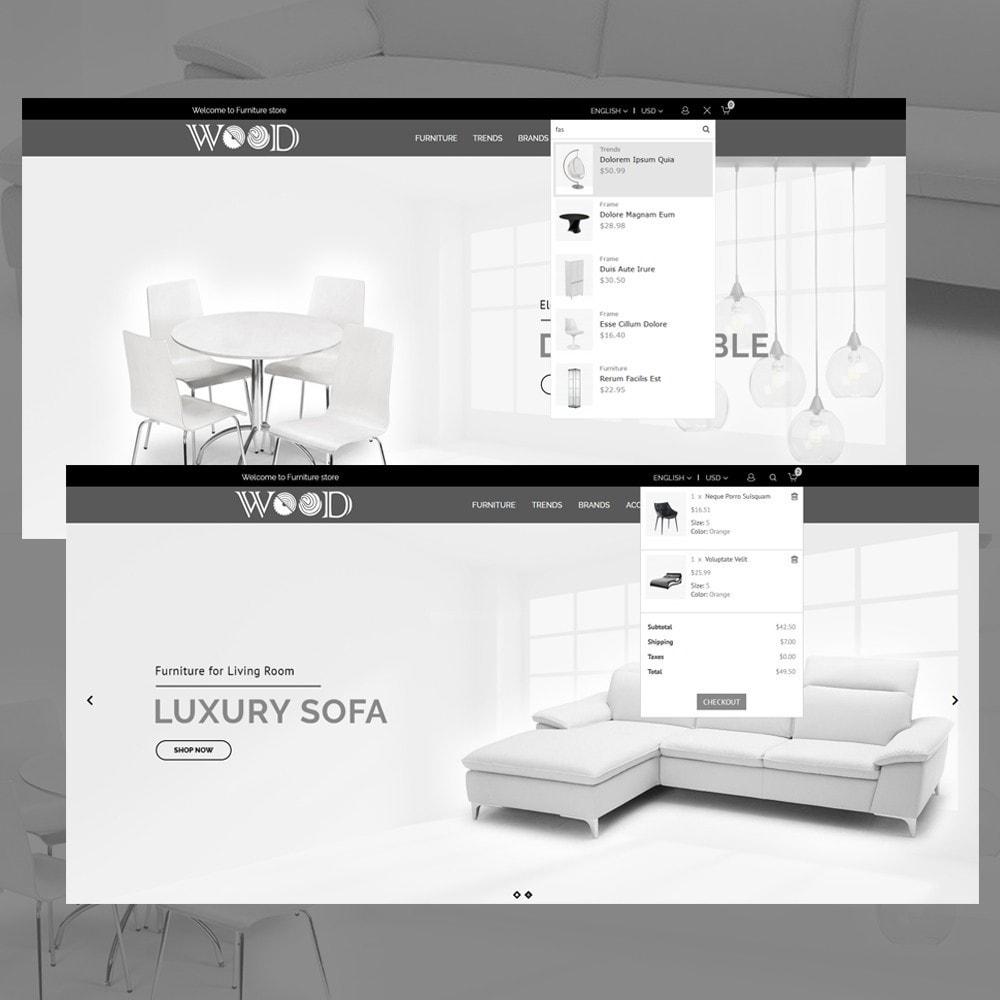 theme - Maison & Jardin - Furniture Store - 6