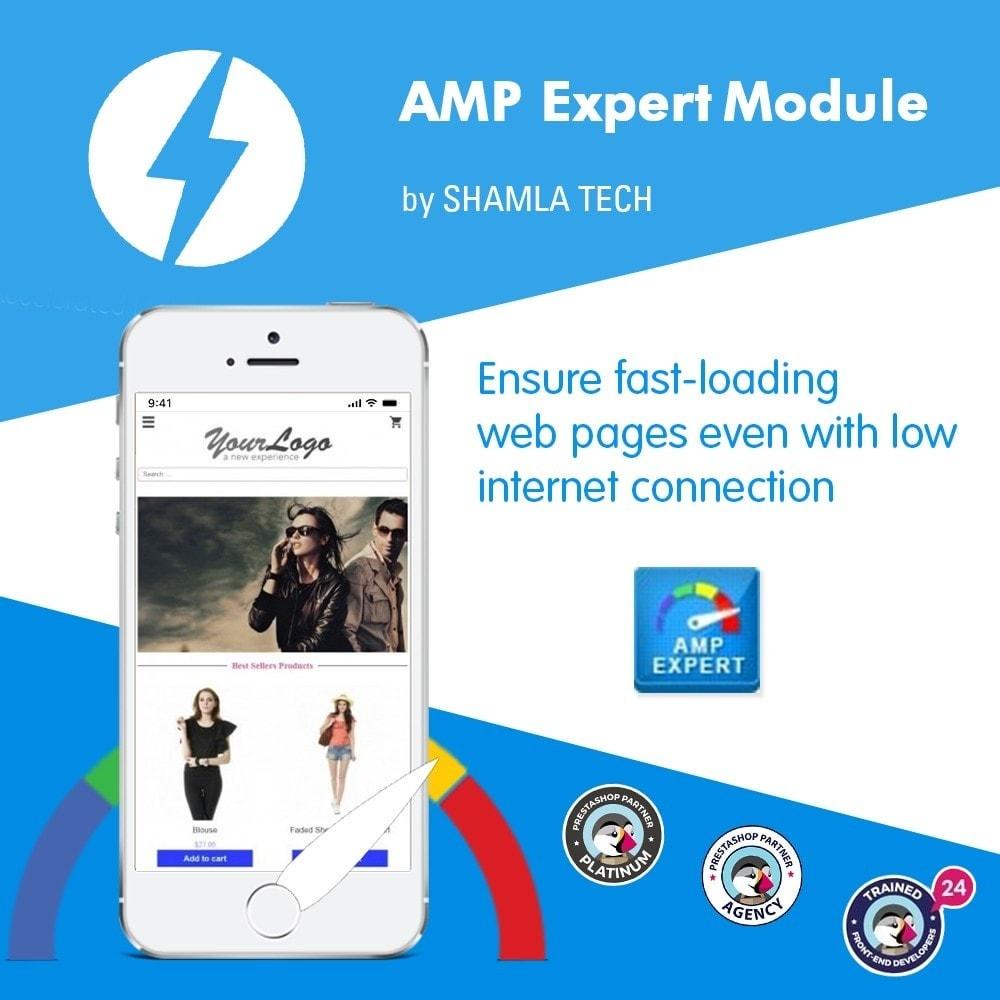 module - Dispositivi mobili - AMP Expert - 1