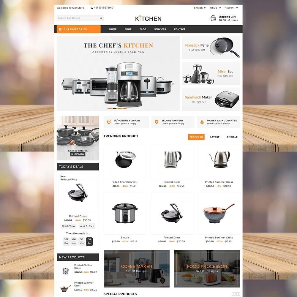theme - Dom & Ogród - Kitchen Store - 2