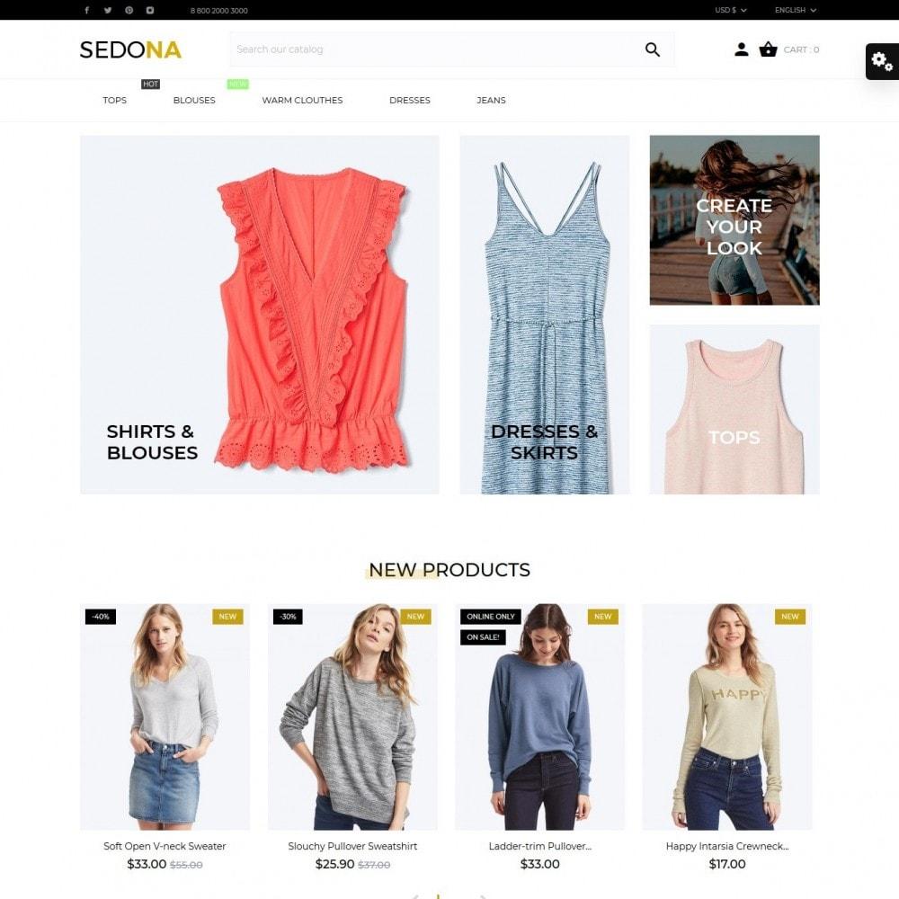 theme - Moda & Calçados - Sedona Fashion Store - 2