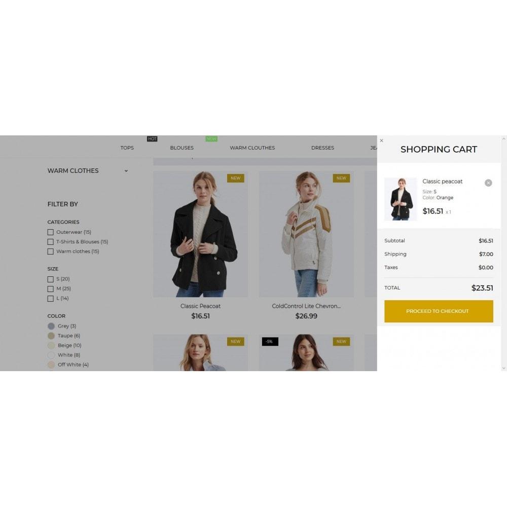 theme - Mode & Schuhe - Sedona Fashion Store - 3