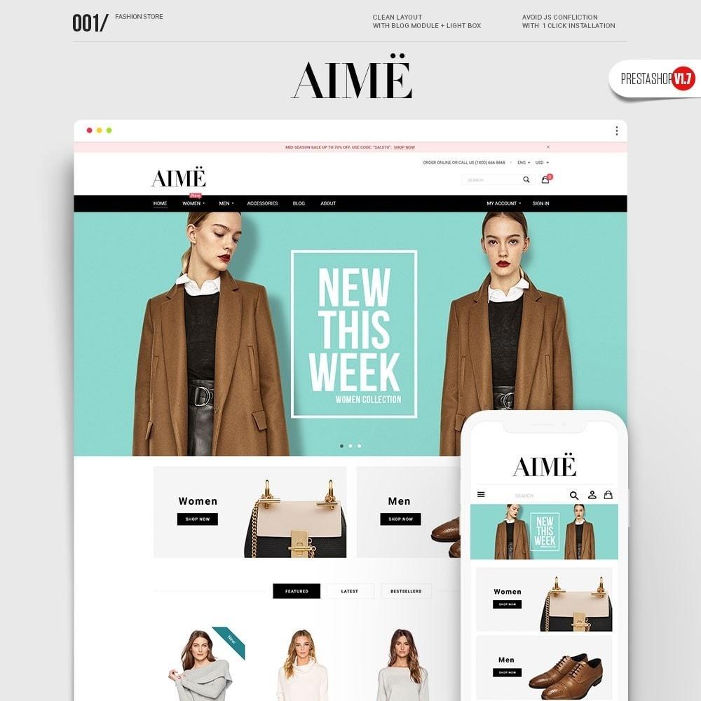 theme - Moda & Calzature - Aime Fashion - 1