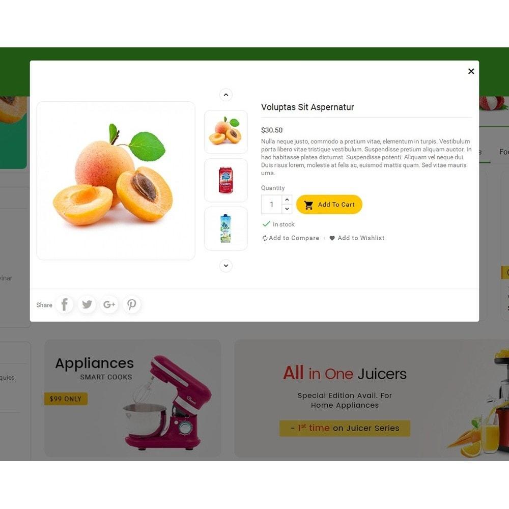 theme - Gastronomía y Restauración - Mega Shoppe Grocery - 8
