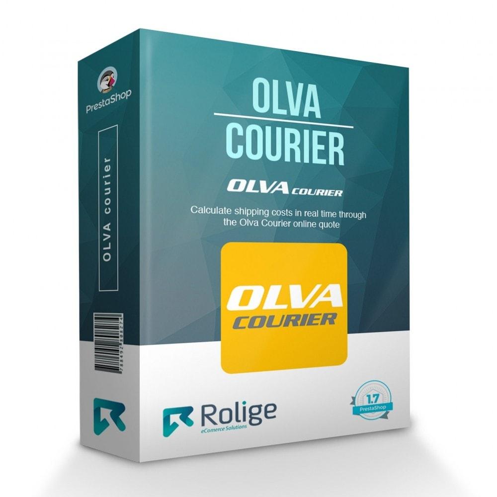 module - Transporteurs - Olva Courier - 1