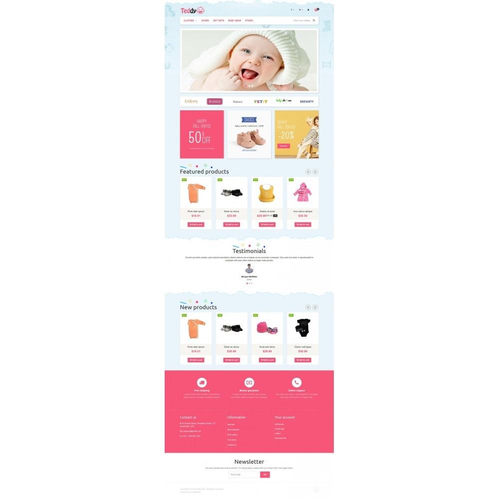 theme - Enfants & Jouets - VP_Teddy Store - 2