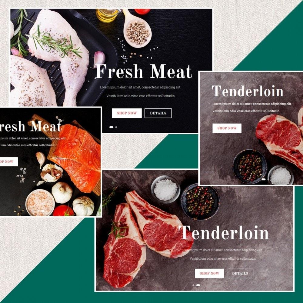 theme - Food & Restaurant - Fresh Store - 4