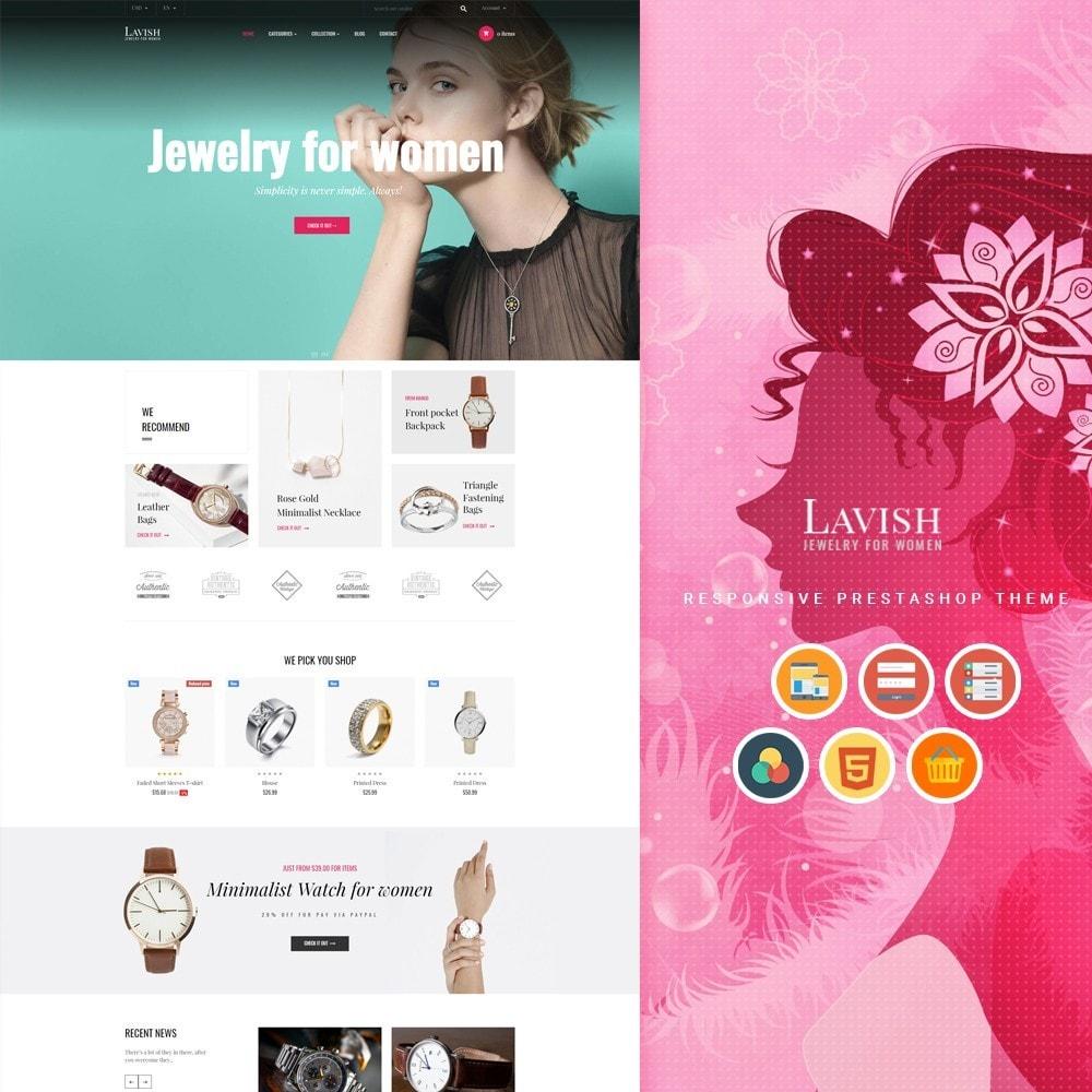 theme - Bellezza & Gioielli - Ap Lavish - 1