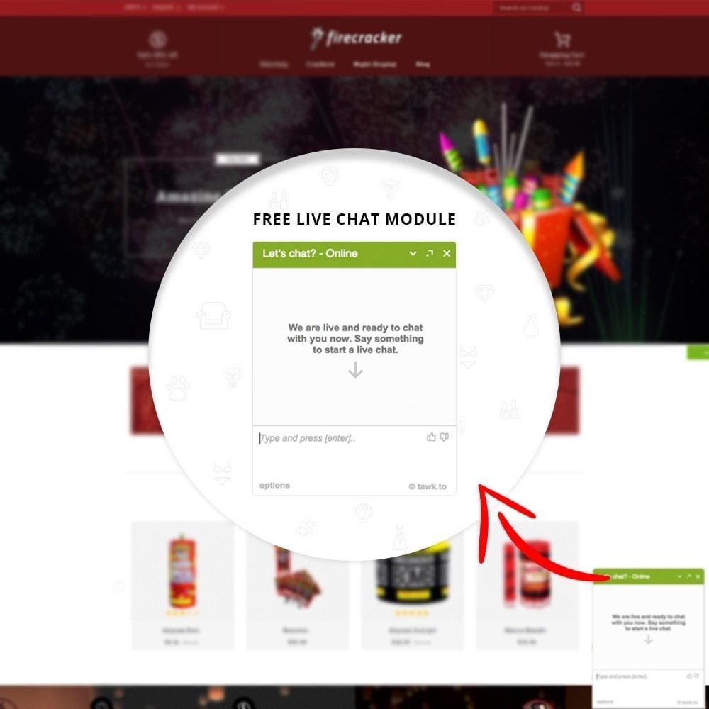 theme - Sport, Rozrywka & Podróże - Firecracker Store - 7