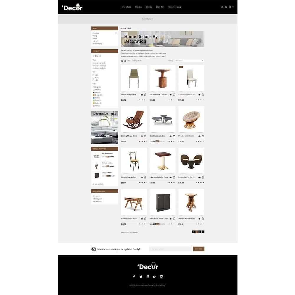 theme - Dom & Ogród - Decor Store - 3