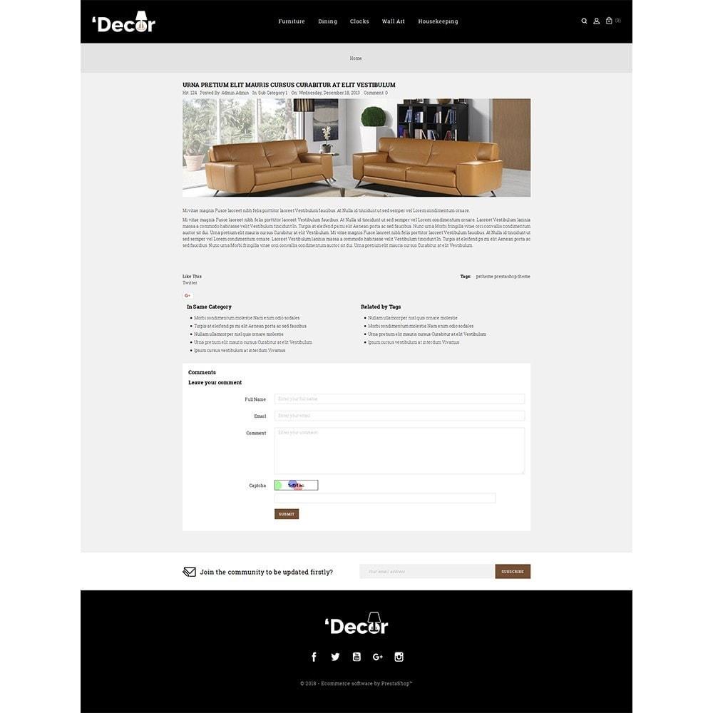 theme - Home & Garden - Decor Store - 6
