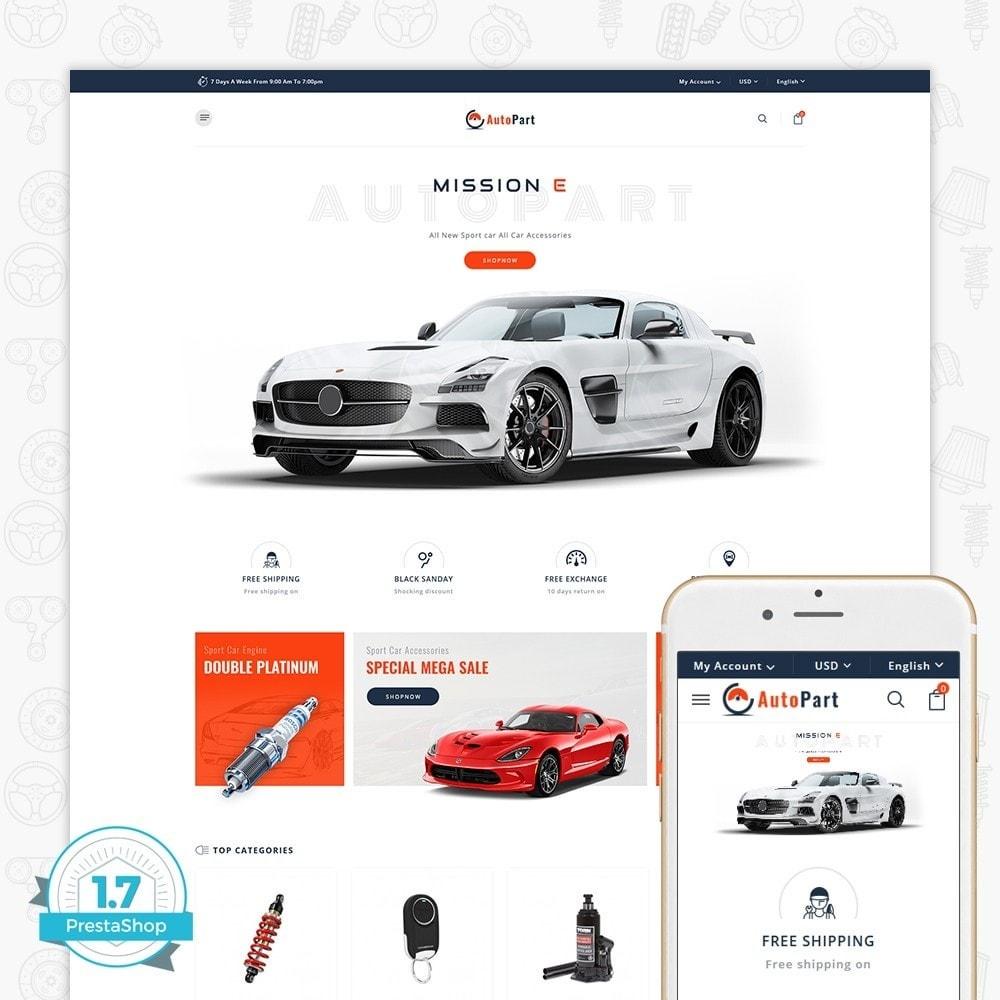 theme - Automotive & Cars - Auto Store - 1
