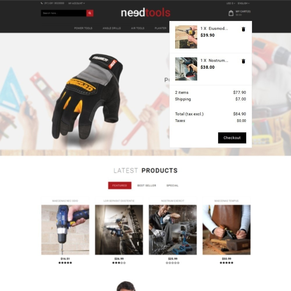 theme - Coches y Motos - NeedTools Store - 8
